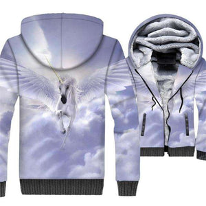Flying Unicorn Heavy Jacket