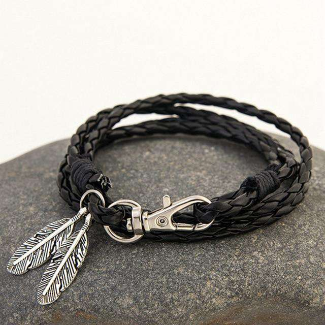 Feathers Bracelet - American Horse