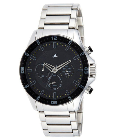 Branded Men's Watch Black