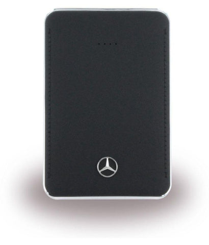 Mercedes NA 5000 -mAh Li-Polymer Power Bank Black