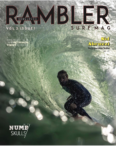 Rambler Magazine and Team Rider Tom Petriken