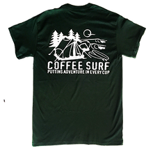 Load image into Gallery viewer, Coffee Surf Short Sleeve T