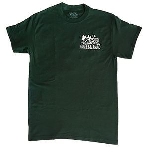 Coffee Surf Short Sleeve T