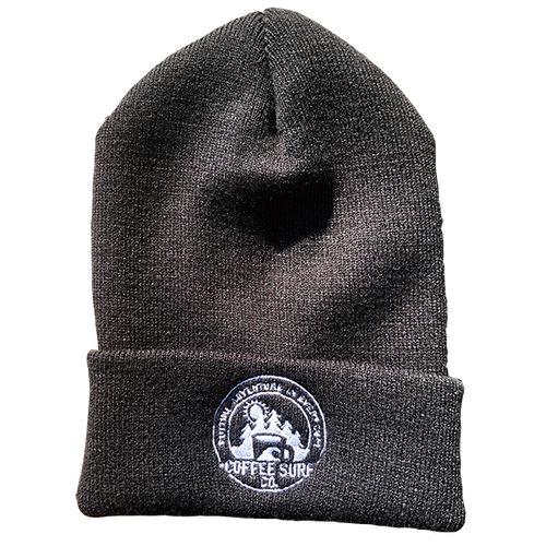 Coffee Surf Co Knit Skully
