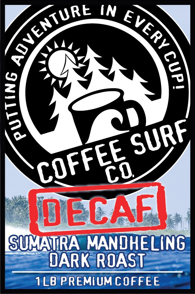 Coffee Surf Co Decaf
