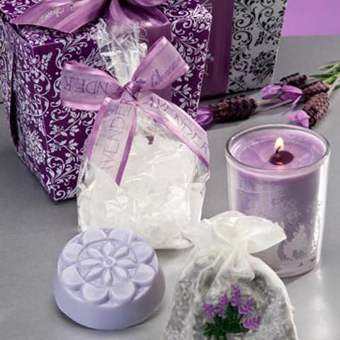 Lavender Gift - Lavender To Go Travel Kit