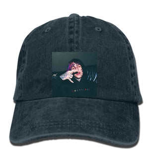 hip hop Baseball caps Lil Peep