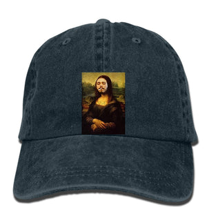 hip hop Baseball caps New Post Malone Mona Lisa