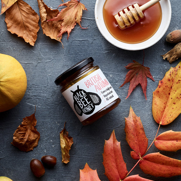 British Autumn Honey