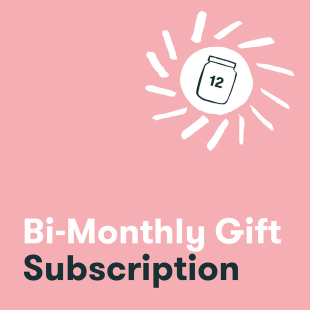 Gift Subscription - 12 Jars