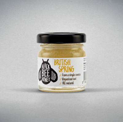 British Spring Honey (42g) - Case of 35
