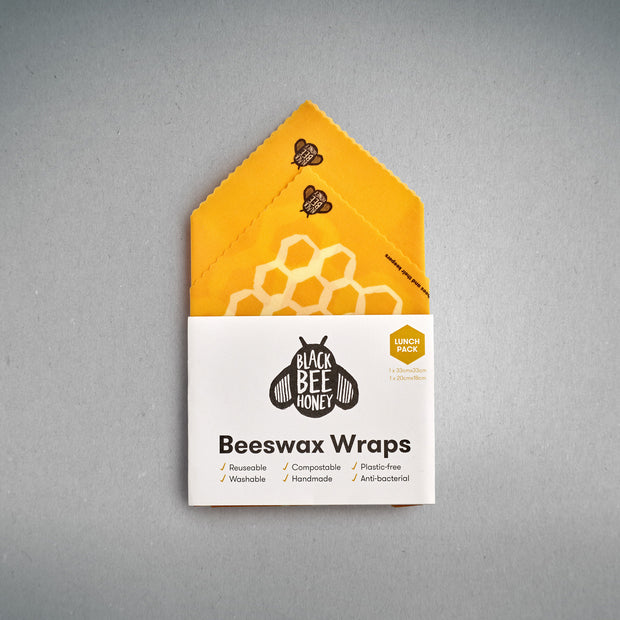 Beeswax Wraps - Lunch Pack
