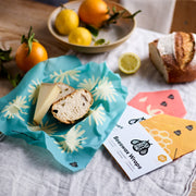 Beeswax Wraps - Yellow