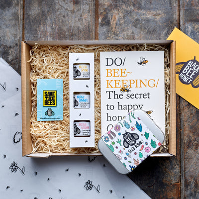 The Save the Bees Gift Box