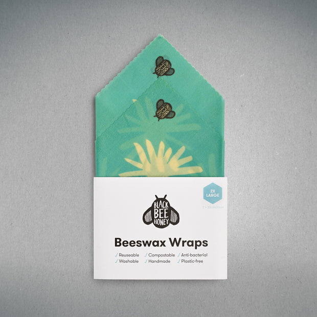 Beeswax Wraps - 2 x Large