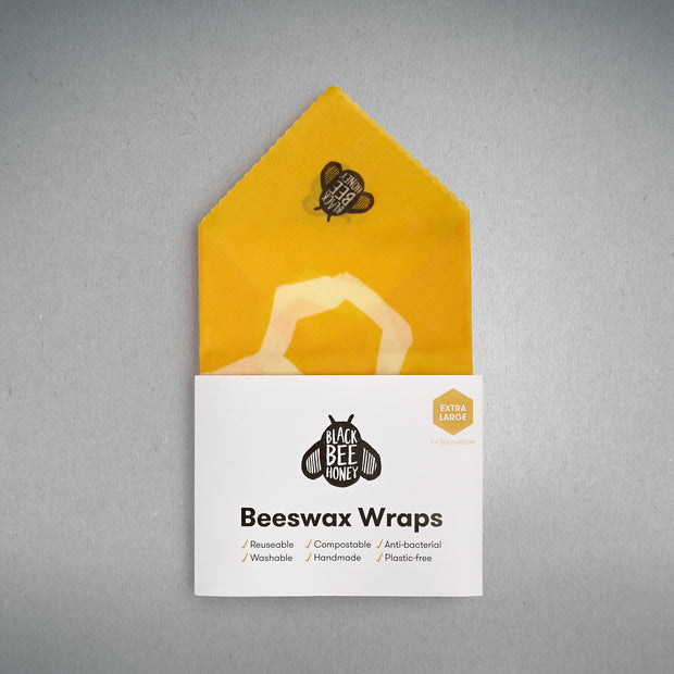 Beeswax Wraps - Extra Large (Case of 12)