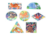 Kids Colourful Large Puzzle Set = BabyAlex, Afterpay Available, Toddler Clothes, Diaper Bag, Designer Diaper Bag, Diaper Bag Backpack, Baby Shop Australia, Alex Collections, Baby Clothe Australia