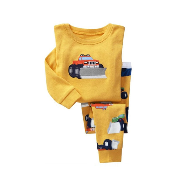 Monster Trucks Sleepwear Kids Pajamas Set = BabyAlex, Afterpay Available, Toddler Clothes, Diaper Bag, Designer Diaper Bag, Diaper Bag Backpack, Baby Shop Australia, Alex Collections, Baby Clothe Australia
