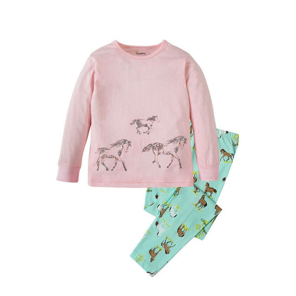 Cute Baby Pink Sleepwear Girls Pajamas Set = BabyAlex, Afterpay Available, Toddler Clothes, Diaper Bag, Designer Diaper Bag, Diaper Bag Backpack, Baby Shop Australia, Alex Collections, Baby Clothe Australia