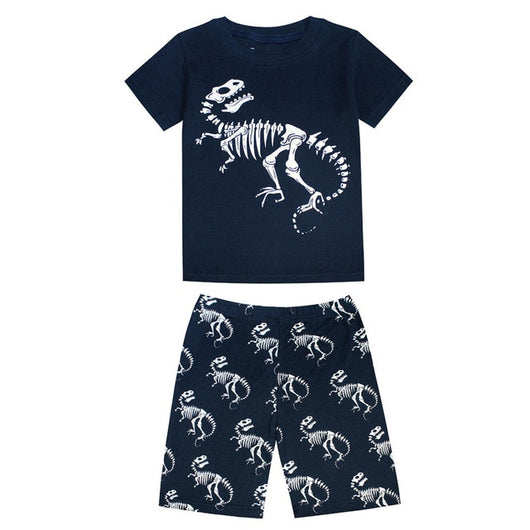 Dino Skeleton Sleepwear Kids Pajamas Set = BabyAlex, Afterpay Available, Toddler Clothes, Diaper Bag, Designer Diaper Bag, Diaper Bag Backpack, Baby Shop Australia, Alex Collections, Baby Clothe Australia