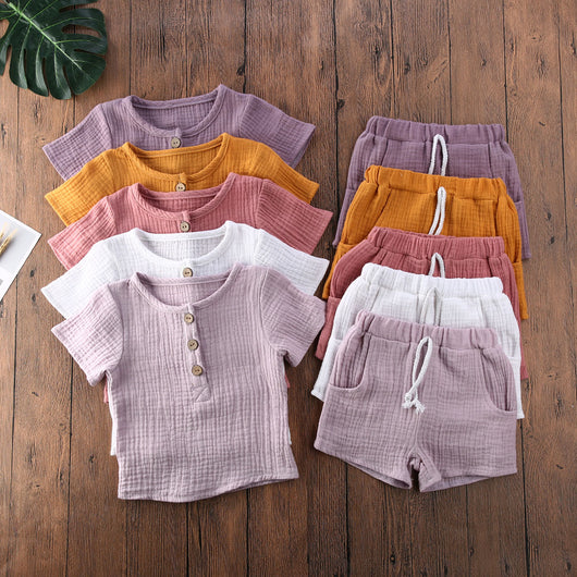 Kids Summer Linen Tee and Short Set = BabyAlex, Afterpay Available, Toddler Clothes, Diaper Bag, Designer Diaper Bag, Diaper Bag Backpack, Baby Shop Australia, Alex Collections, Baby Clothe Australia