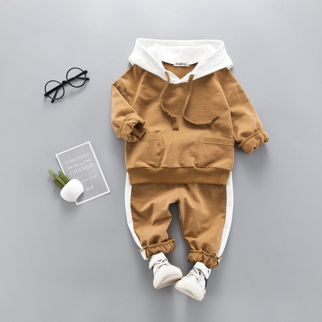 Cool Boys Hooded Top & Track Pants