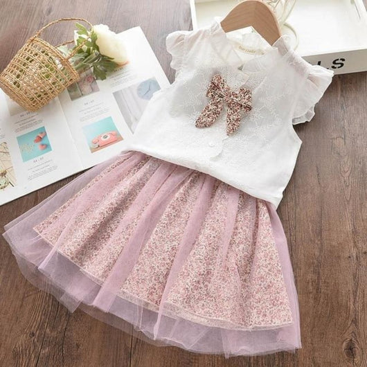 Beautiful Girls Top and Skirt Set = BabyAlex, Afterpay Available, Toddler Clothes, Diaper Bag, Designer Diaper Bag, Diaper Bag Backpack, Baby Shop Australia, Alex Collections, Baby Clothe Australia