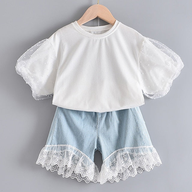 White Top And Blue Short = BabyAlex, Afterpay Available, Toddler Clothes, Diaper Bag, Designer Diaper Bag, Diaper Bag Backpack, Baby Shop Australia, Alex Collections, Baby Clothe Australia