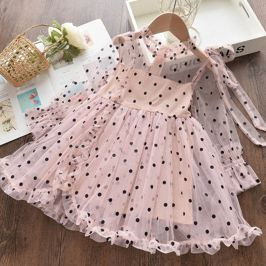 Trendy Polka Dot Dress = BabyAlex, Afterpay Available, Toddler Clothes, Diaper Bag, Designer Diaper Bag, Diaper Bag Backpack, Baby Shop Australia, Alex Collections, Baby Clothe Australia