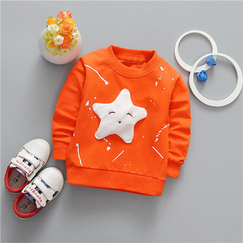 Star Baby Long Sleeve T-Shirt - Baby Alex, baby clothes, baby shoes, diaper bag, Maternity clothes