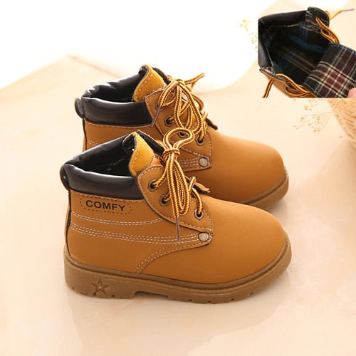 New Fashion Winter Baby Boots Boys And Girls Warm Snow Boots for Kids - Baby Alex, baby clothes, baby shoes, diaper bag, Maternity clothes