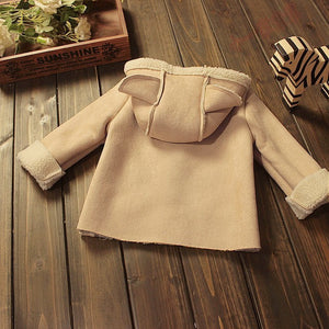 Stylish Kids Winter Jacket Coat with Hoodie - Baby Alex, baby clothes, baby shoes, diaper bag, Maternity clothes