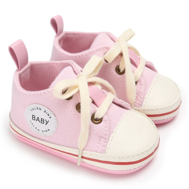 Infant & Toddler Shoes First Walkers Canvas - Baby Alex, baby clothes, baby shoes, diaper bag, Maternity clothes