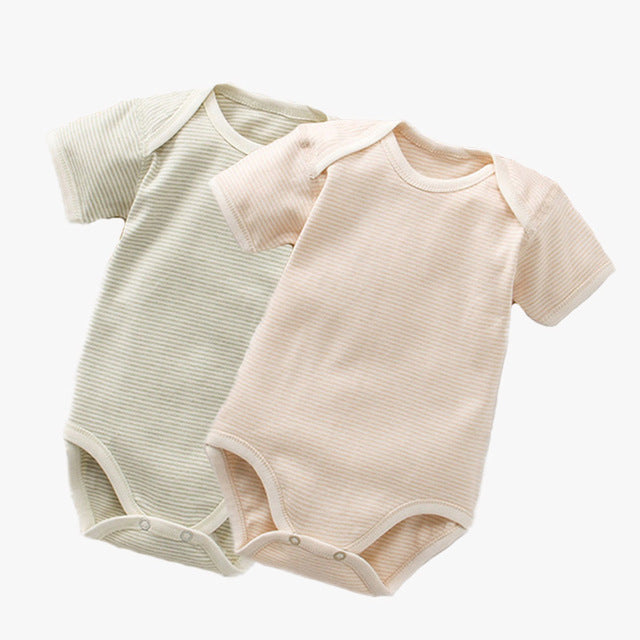 Organic Cotton Baby bodysuit 2 Pcs set - Baby Alex, baby clothes, baby shoes, diaper bag, Maternity clothes