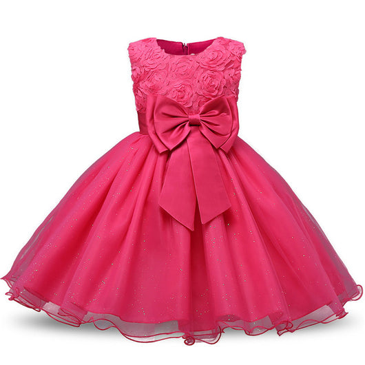 Beautiful Hot Pink Fairy Floral Sleeveless Princess Dress = BabyAlex, Afterpay Available, Toddler Clothes, Diaper Bag, Designer Diaper Bag, Diaper Bag Backpack, Baby Shop Australia, Alex Collections, Baby Clothe Australia