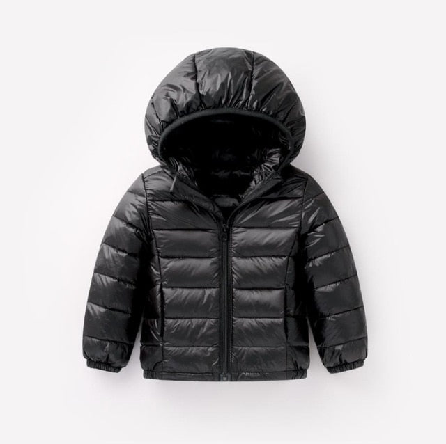 Kids Winter Down Jackets Warm Hooded Long Sleeve Outerwear Baby & Toddler Jacket = BabyAlex, Afterpay Available, Toddler Clothes, Diaper Bag, Designer Diaper Bag, Diaper Bag Backpack, Baby Shop Australia, Alex Collections, Baby Clothe Australia