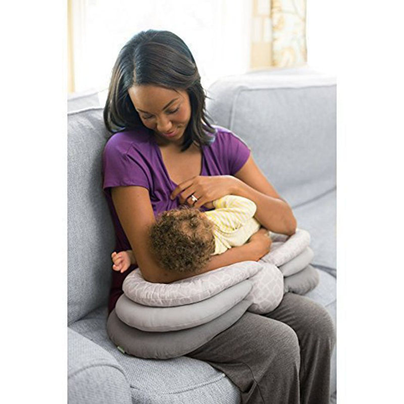 Multifunction Nursing Breastfeeding Layered Adjustable BreastFeeding Pillow - Baby Alex, baby clothes, baby shoes, diaper bag, Maternity clothes