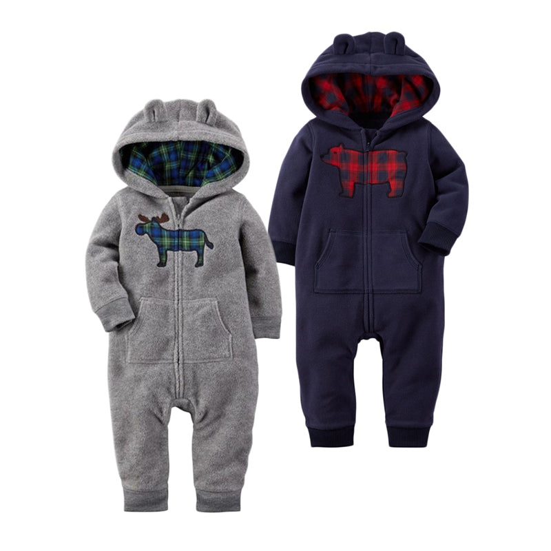 Baby Fleece Zipper Jumpsuit = BabyAlex, Afterpay Available, Toddler Clothes, Diaper Bag, Designer Diaper Bag, Diaper Bag Backpack, Baby Shop Australia, Alex Collections, Baby Clothe Australia