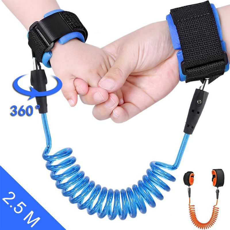 Anti Lost Wrist Link, Outdoor Safety Hook and Loop Wristband Leash for Kids and Toddlers - Baby Alex, baby clothes, baby shoes, diaper bag, Maternity clothes