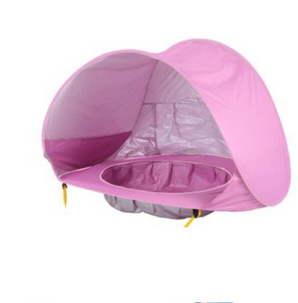Ultimate Baby Beach Tent - Baby Alex