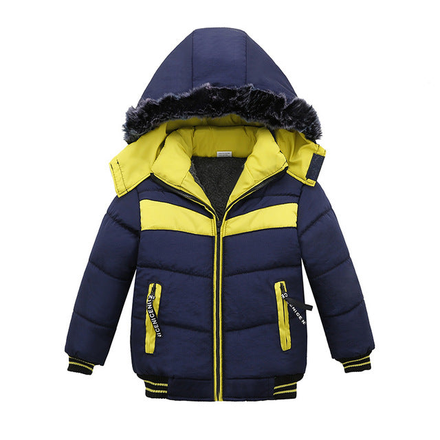 Kids Outerwear Hoodie Jacket - Baby Alex, baby clothes, baby shoes, diaper bag, Maternity clothes