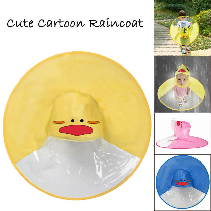 Cute Duck and Animal Design Hooded Raincoat for Kid - Baby Alex, baby clothes, baby shoes, diaper bag, Maternity clothes