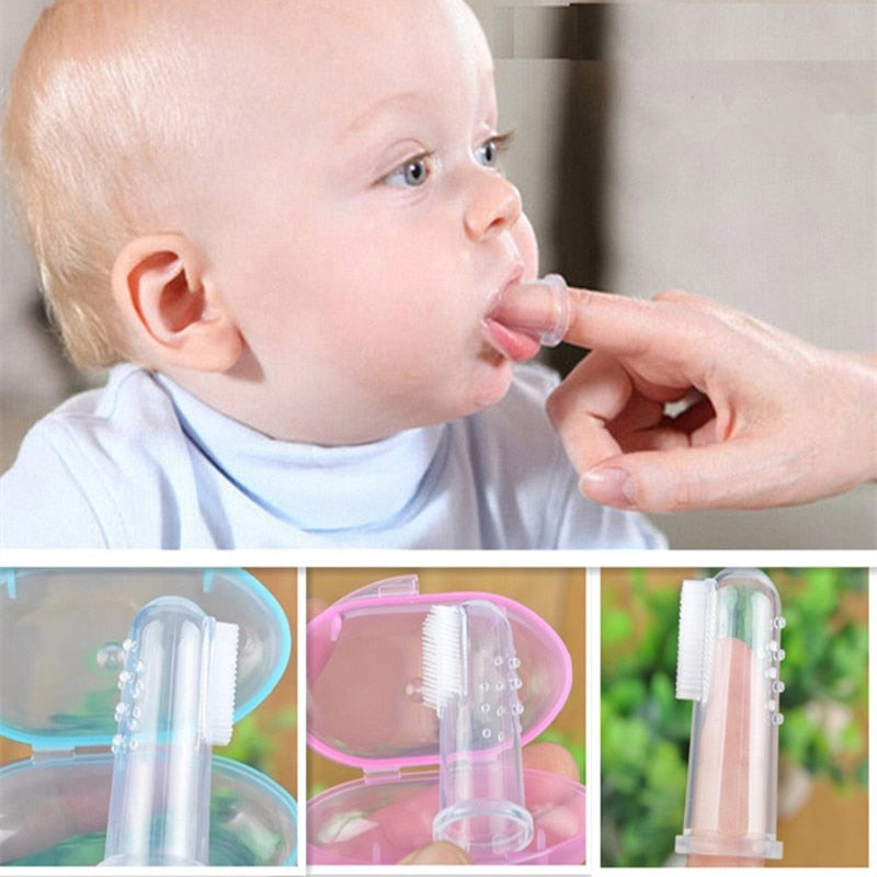 Infant Soft Toothbrush
