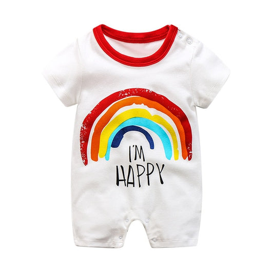 Happy Summer Baby Romper = BabyAlex, Afterpay Available, Toddler Clothes, Diaper Bag, Designer Diaper Bag, Diaper Bag Backpack, Baby Shop Australia, Alex Collections, Baby Clothe Australia