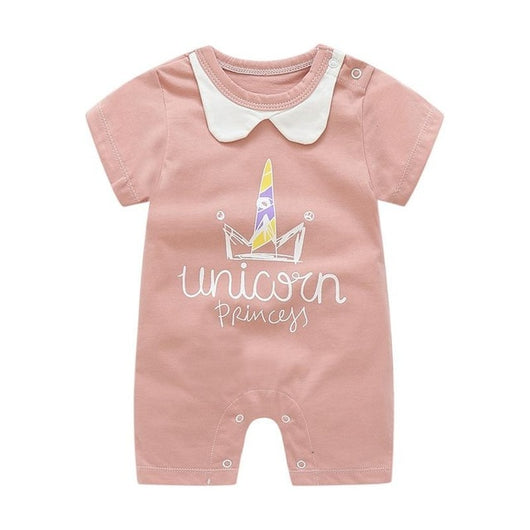 Unicorn Princess Summer Baby Romper = BabyAlex, Afterpay Available, Toddler Clothes, Diaper Bag, Designer Diaper Bag, Diaper Bag Backpack, Baby Shop Australia, Alex Collections, Baby Clothe Australia
