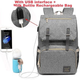 New Waterproof USB Charger Diaper Bag with Rechargeable Holder for Bottle = BabyAlex, Afterpay Available, Toddler Clothes, Diaper Bag, Designer Diaper Bag, Diaper Bag Backpack, Baby Shop Australia, Alex Collections, Baby Clothe Australia