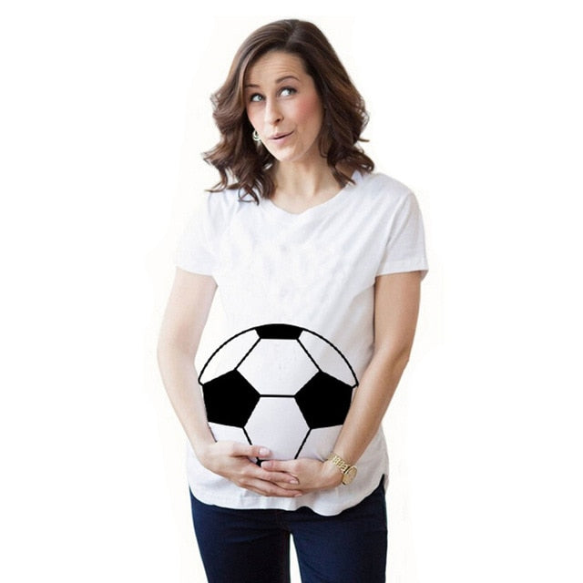 Casual Maternity T-shirt