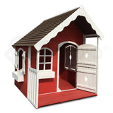 Kids Cubby House Wooden Cottage Playhouse = BabyAlex, Afterpay Available, Toddler Clothes, Diaper Bag, Designer Diaper Bag, Diaper Bag Backpack, Baby Shop Australia, Alex Collections, Baby Clothe Australia