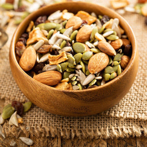 Trail Mix : Nuts and Seeds