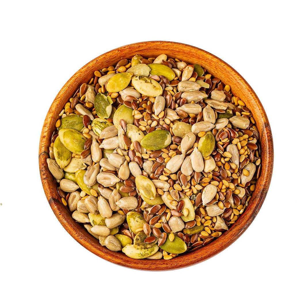 Low Carb Trail Mix : Seeds